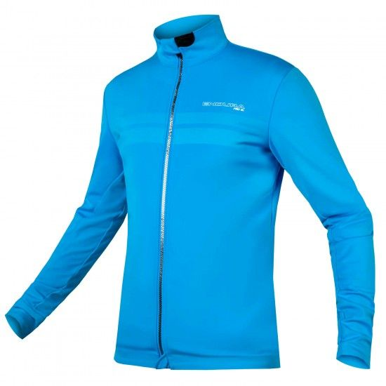 Endura Pro Sl Thermo Winter Cycling Jacket (Windproof) Blue (E9122Bv)