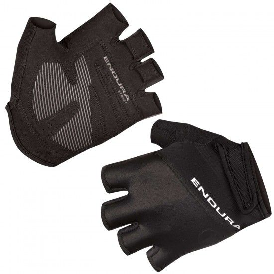 Endura Xtract Ii Short Finger Cycling Gloves Black (E1165Bk)