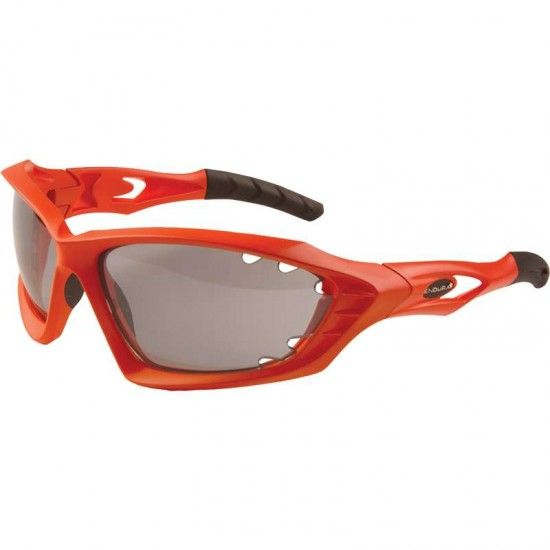 Endura Cycling Glasses Mullet - Photochromic, Orange (E0066Or)