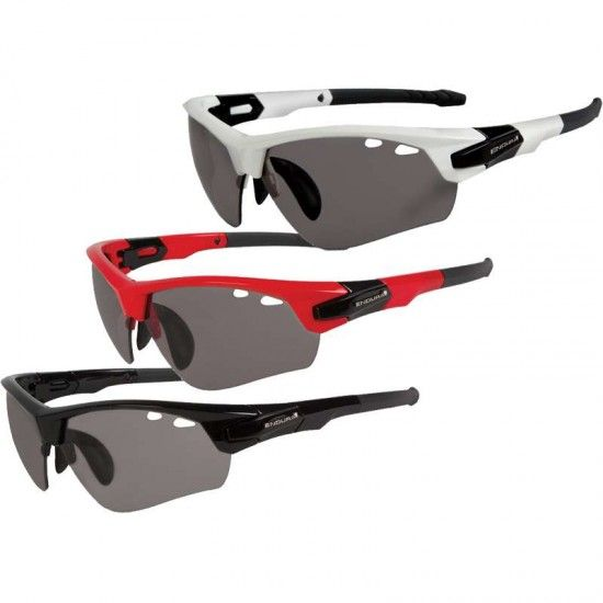 Endura Eyewear Char Glasses - 2 Lens Set, Photochromatic (E1138)