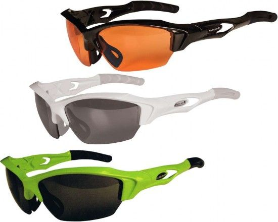 Endura Eyewear Guppy Glasses - 3 Lens Set (E0091)