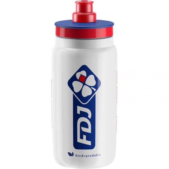 Elite Fdj 2017 Water Bottle 500 Ml - Professional Cycling Team
