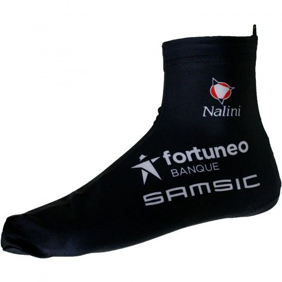 Nalini Fortuneo - Samsic 2018 Cycling Overshoe/Shoe Cover - Professional Cycling Team