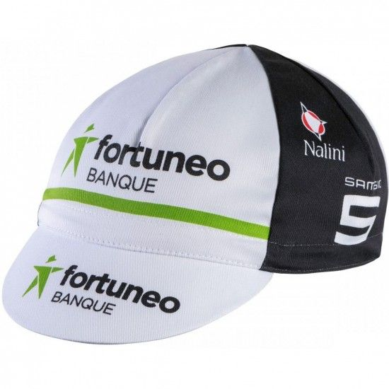 Nalini Fortuneo - Samsic 2018 Race Cap - Professional Cycling Team