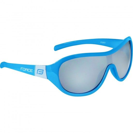 Force Pokey Kids Cycling Eyewear Blue (90955)