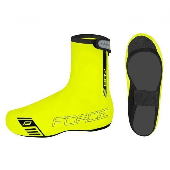 Force Pu Dry Overshoe Fluo Yellow (905991)