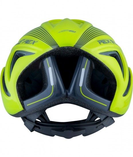 Force Rex Cycling Helmet Fluo Yellow/Black (902850-51)