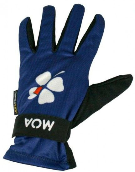 Nalini Francaise Des Jeux (Fdj) 2009 Winter Long Finger Gloves - Professional Cycling Team