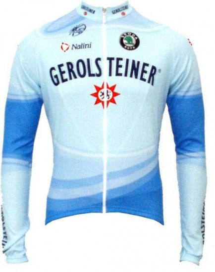 Nalini Gerolsteiner 2007 Professional Team - Cycling Long Sleeved Jersey