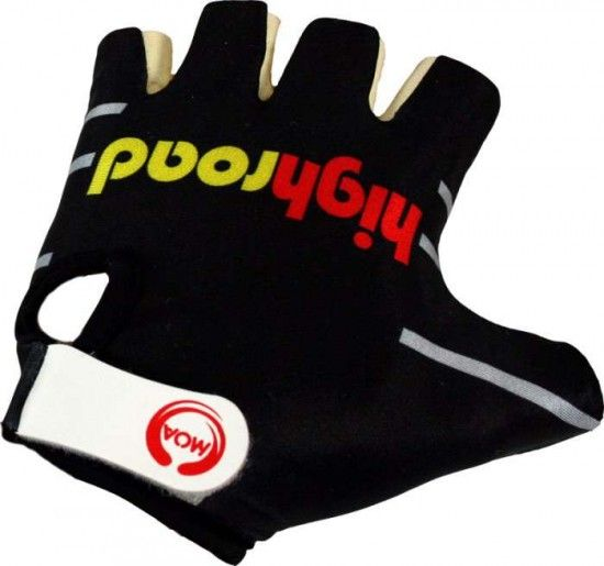 Nalini High Road 2008 Professional Cycling Team - Cycling Short Finger Gloves