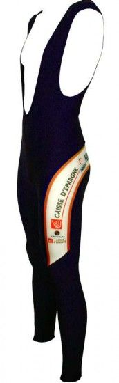 Nalini Illes Baleares 2005 Long Pant/Winter Trousers - Professional Cycling Team