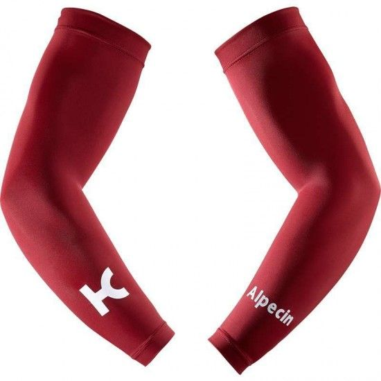 Katusha Alpecin 2017 Arm Warmers - Professional Cycling Team