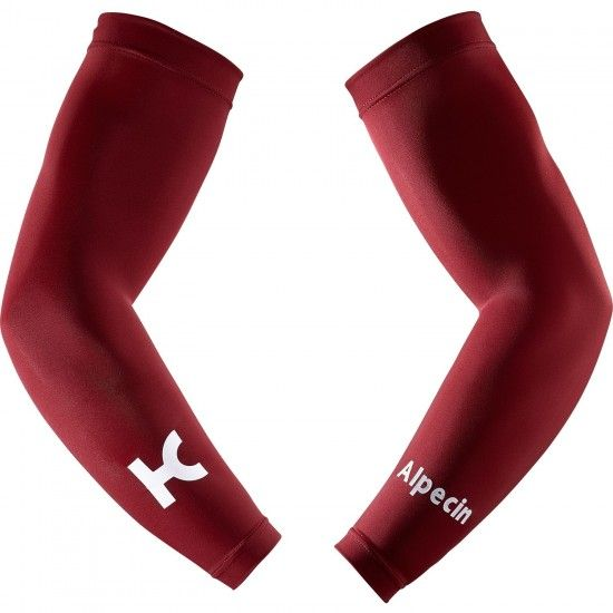 Katusha Alpecin 2019 Arm Warmers - Professional Cycling Team