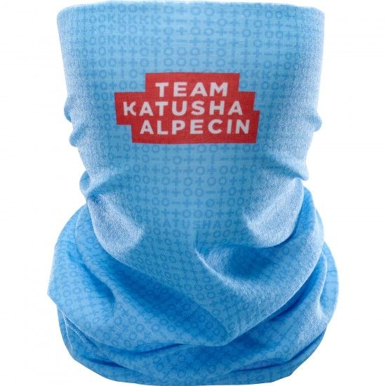 Katusha Alpecin 2019 Multifunctional Headwear - Professional Cycling Team