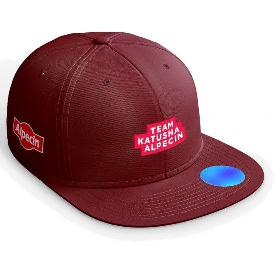 Katusha Alpecin 2019 Podium Cap - Professional Cycling Team