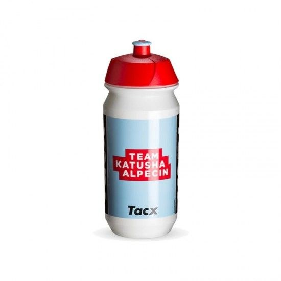 Tacx Katusha Alpecin 2019 Water Bottle 500 Ml - Professional Cycling Team