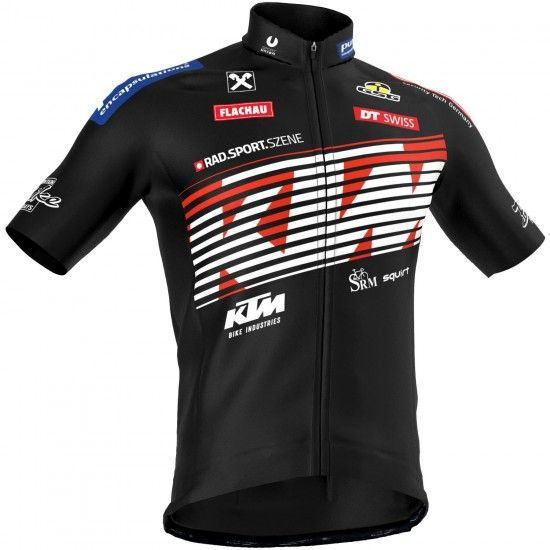 Giessegi Ktm Pro Team 2018 Short Sleeve Cycling Jersey - Professional Cycling Team