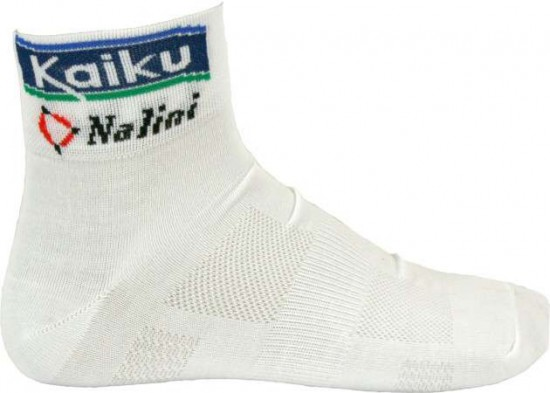 Nalini Kaiku 2006 Professional Cycling Team - Cycling Coolmax Socks