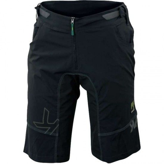 Karpos Ballistic Evo Bike Shorts Black/Gray