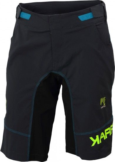 Karpos Ballistic Evo Bike Shorts Dark Grey