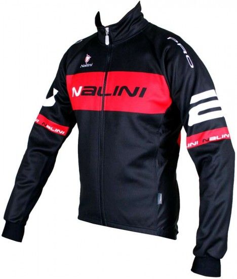 Nalini King Size Pro Special Winter Jacket Bragala Red