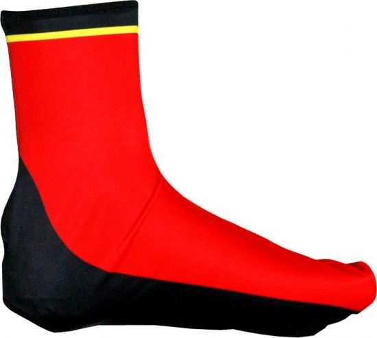 Vermarc Lotto Soudal 2018 Time Trial Overshoes - Professional Cycling Team