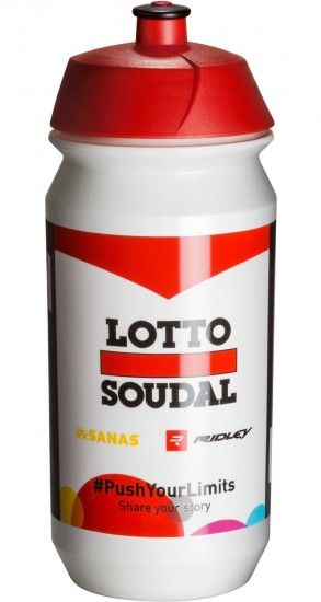 Tacx Lotto Soudal 2018 Water Bottle 500 Ml - Professional Cycling Team