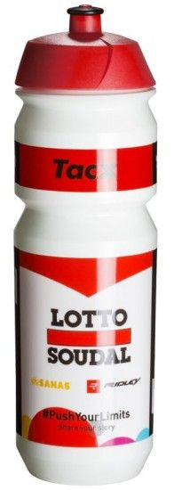 Tacx Lotto Soudal 2018 Water Bottle 750 Ml - Professional Cycling Team