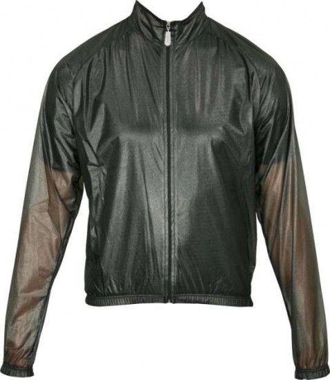 Nalini Malachite Black - Basic Mantotex Cycling Wind-Jacket