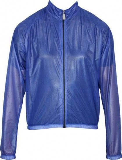 Nalini Malachite Blue - Basic Mantotex Cycling Wind-Jacket