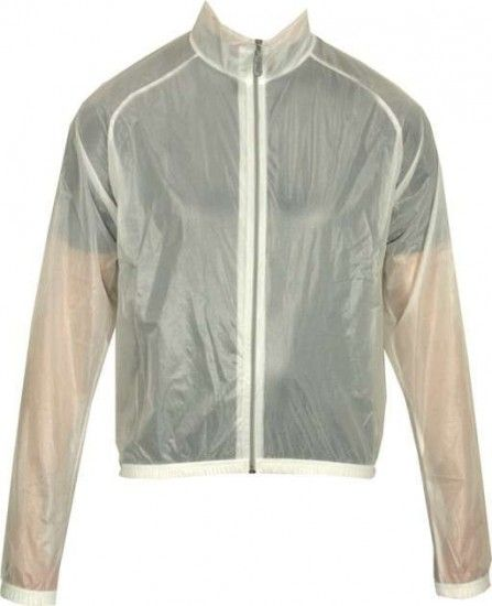 Nalini Malachite White - Basic Mantotex Cycling Wind-Jacket
