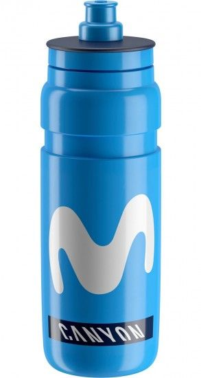 Elite Movistar 2019 Water Bottle 750 Ml - Professional Cycling Team