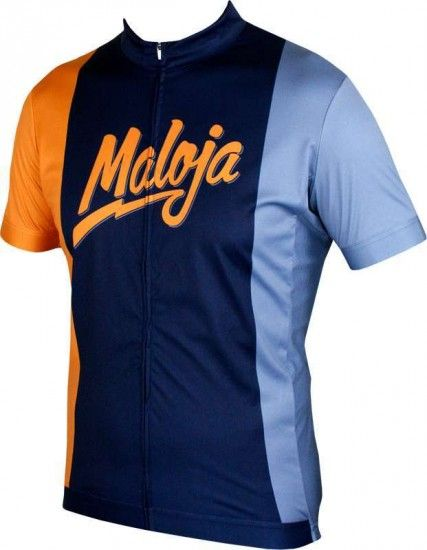 Maloja Garym. Short Sleeve Jersey Nightfall
