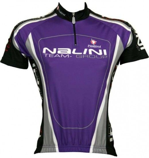 Nalini Pro Special Ladies Short Sleeve Jersey Vdino Violet
