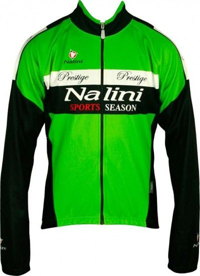 Nalini Pro Special Winter Jacket Galamuti Green