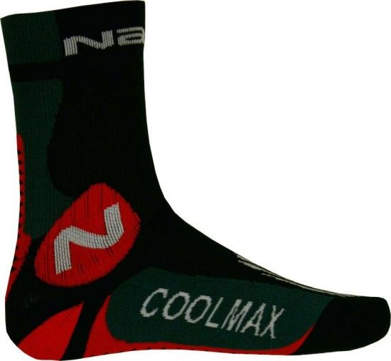 Nalini Pro Cycling Coolmax Socks Podagria Black