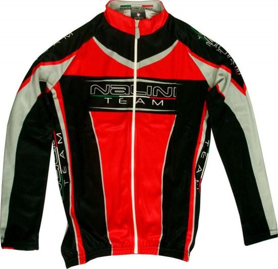 Nalini Team Long Sleeve Jersey For Kids Karad