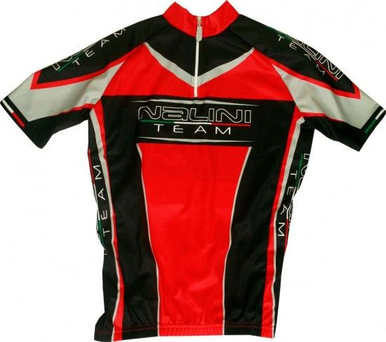 Nalini Team Short Sleeve Jersey For Kids Laundu