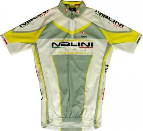Nalini Team Short Sleeve Jersey For Kids Odmenton
