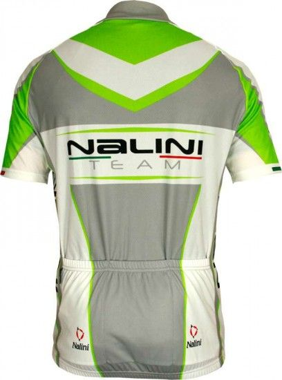 Nalini Team Short Sleeve Jersey Nofres