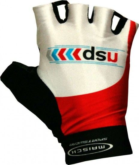 Maisch Nsp-Ghost 2012 Professional Cycling Team - Cycling Short Finger Gloves