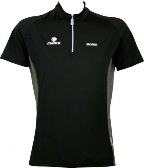Nalini Base Cycling Short Sleeved Tricot Tilady Black