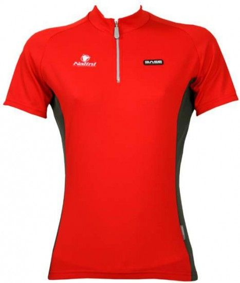 Nalini Base Cycling Short Sleeved Tricot Tilady Red