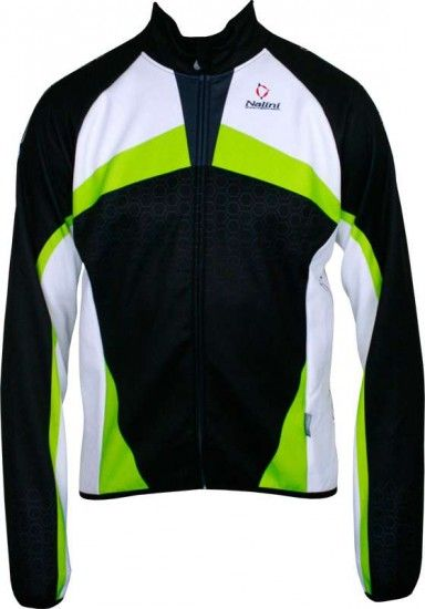 Nalini Classic Isovite 1 Winter Jacket Black/Green