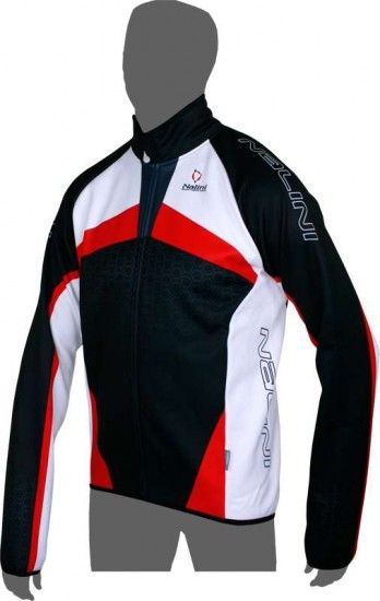 Nalini Classic Isovite 1 Winter Jacket Black/Red