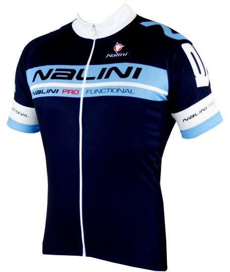 Nalini Kenty Short Sleeve Cycling Jersey Navy (E19-5291S)