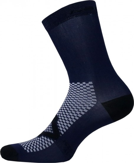 Nalini Lampo 2.0 Cycling Socks Blue (E19-4250)