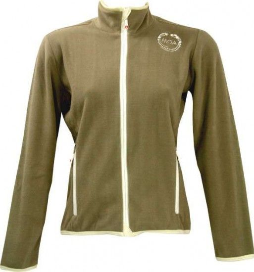 Nalini Premium/Moa Lifestyle Fleece Jacket Lapten Baileys