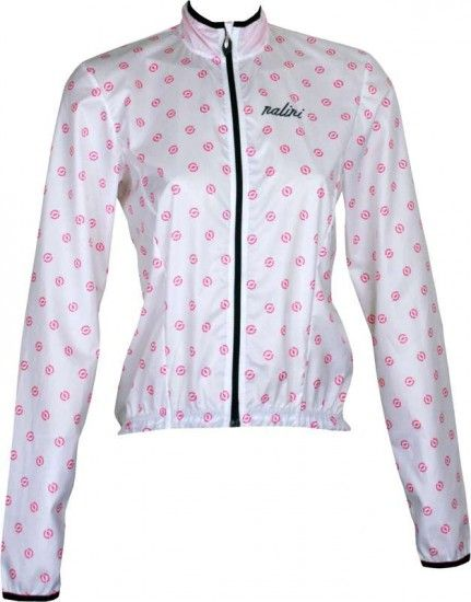 Nalini Pro Acquaria Jkt 1 Cycling Wind-Jacket For Ladies White
