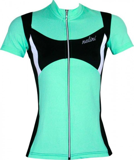 Nalini Pro Acquaria Lady Ti Short Sleeve Jersey For Ladies Peppermint